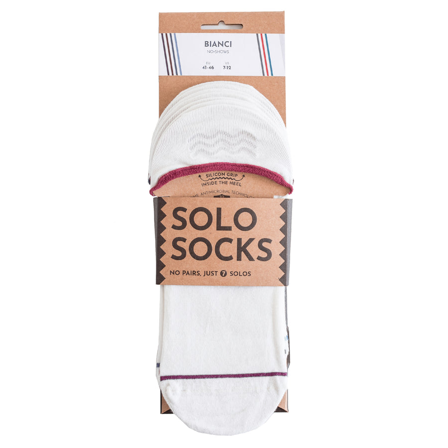 Biancis No-Shows - SOLOSOCKS