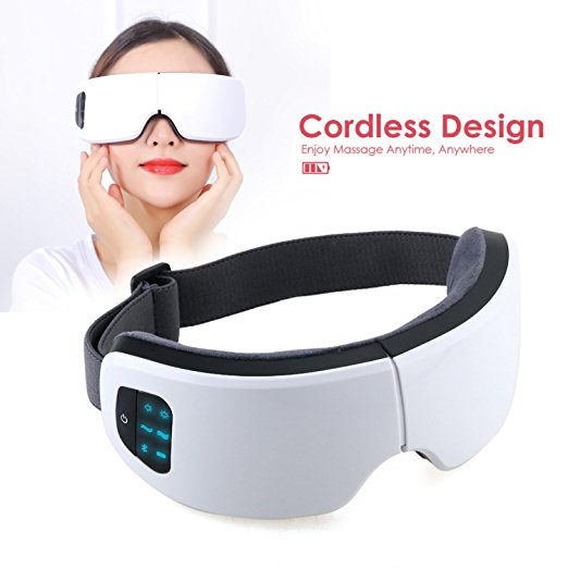 Eye Massager for Eyestrain Stress Relief