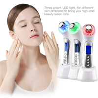 Facial Cleaner Cleaning Massager Beauty Device Wrinkle Removal