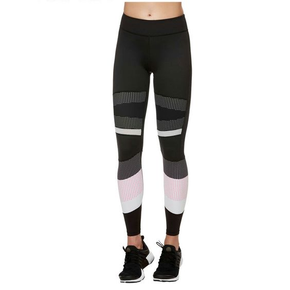 McMola Women's Yoga Leggings Exercise Workout Pants Gym Tights