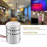 3W Spiral LED Wall Light