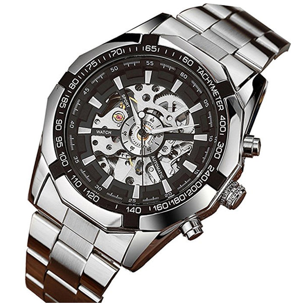 Men's Business Automatic Mechanical Wrist Watch