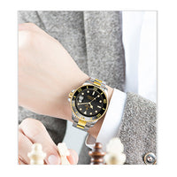 Men Luminous Waterproof Mechanical Quartz Wrist Watches