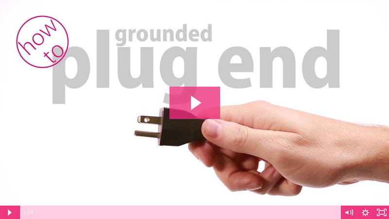 Remarkable How To Wire A Grounded Plug End Color Cord Company Wiring Cloud Hisonuggs Outletorg