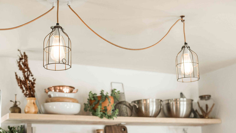 6 Kitchen Lighting Ideas for Small Kitchens