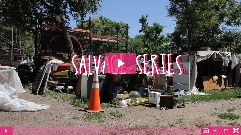 Salvage Series Ep. 1 - Vintage Desk Lamp
