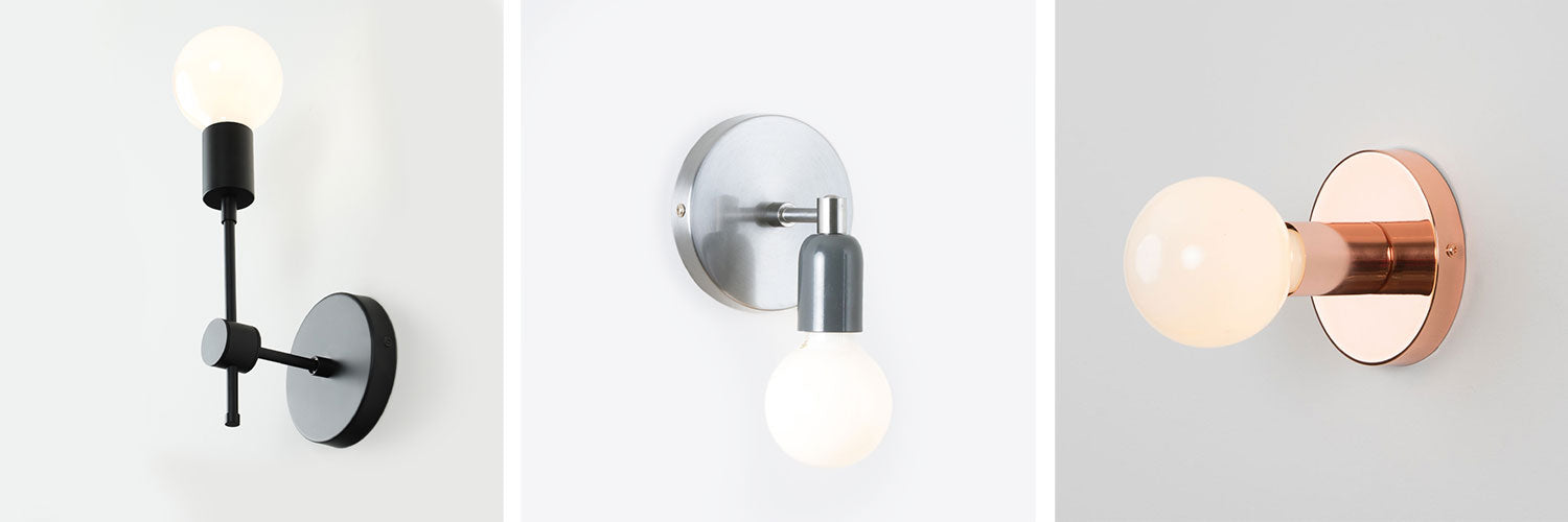 Flush and Wall Light Fixtures