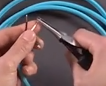 how to wire porcelain socket bending wire with tools