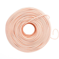 DIY Fabric Wire by the Foot - Polished Copper