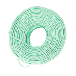 DIY Fabric Wire by the Foot - Mint Green