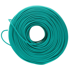 DIY Fabric Wire by the Foot - Teal