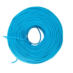 DIY Fabric Wire by the Foot - Sky Blue