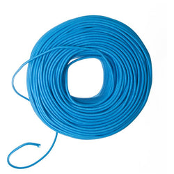 DIY Fabric Wire by the Foot - Electric Blue