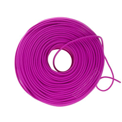 DIY Fabric Wire by the Foot - Magenta