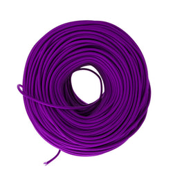 DIY Fabric Wire by the Foot - Purple