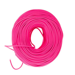 DIY Fabric Wire by the Foot - Hot Pink