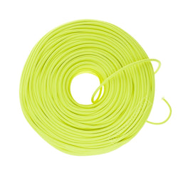 DIY Fabric Wire by the Foot - Neon Yellow
