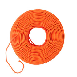 DIY Fabric Wire by the Foot - Orange
