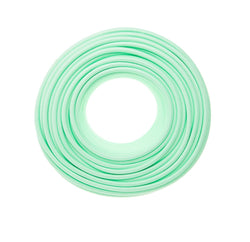 DIY Fabric Wire by the Foot - 16 g. Mint Green