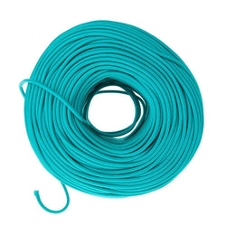 DIY Fabric Wire by the Foot - Turquoise