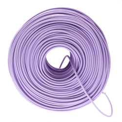 DIY Fabric Wire by the Foot - Lilac