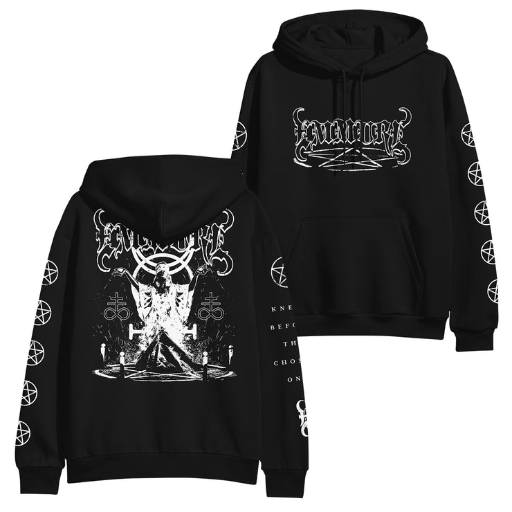 Summoning Black Pullover Sweatshirt