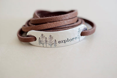 Explore Bracelet, left view