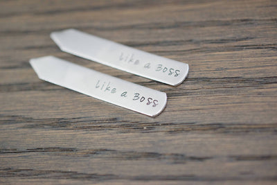 Like A Boss Collar Stays