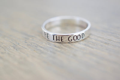 Be the Good Ring