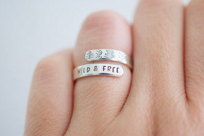 Wild and Free Ring