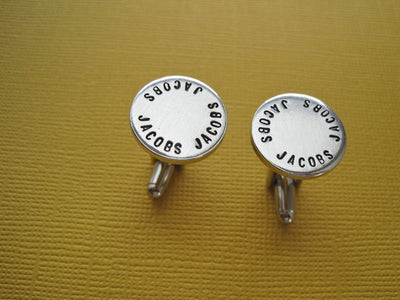 Customized Cuff Links
