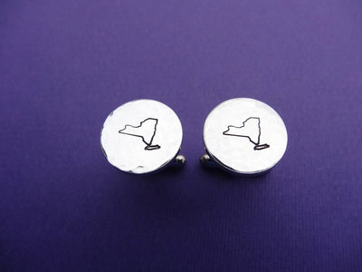 New York Cufflinks