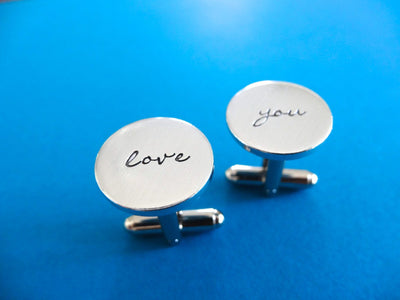 Love You Cufflinks