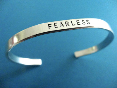 Fearless Bracelet, close up