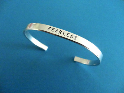 Fearless Bracelet, view from right