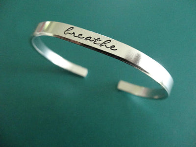 Breathe Bracelet, alternate angle