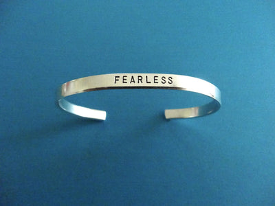 Fearless Bracelet, view from above