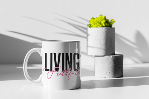 Living Faithful Mug