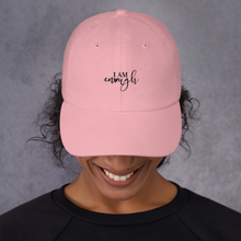 Load image into Gallery viewer, I Am Enough Dad Hat