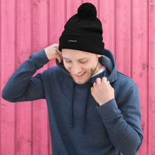 Load image into Gallery viewer, Loyalty Pom-Pom Beanie
