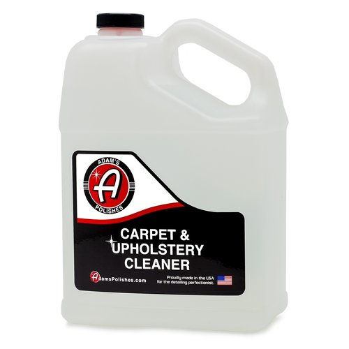 Adam's Carpet & Upholstery Cleaner (Gallon) - Long Island Detailers