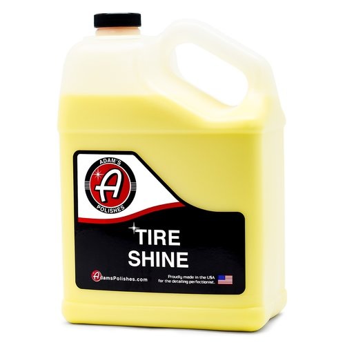 Adam's Tire Shine (Gallon) - Long Island Detailers