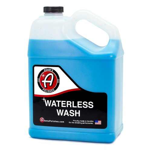 Adam's Waterless Wash (Gallon) - Long Island Detailers