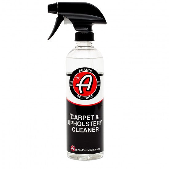 Adam's Carpet & Upholstery Cleaner 16OZ - Long Island Detailers