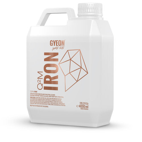 GYEON Q2M Iron - 4000 ml - Long Island Detailers