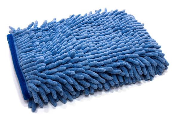 Microfiber Chenille Wash Mitt - Long Island Detailers