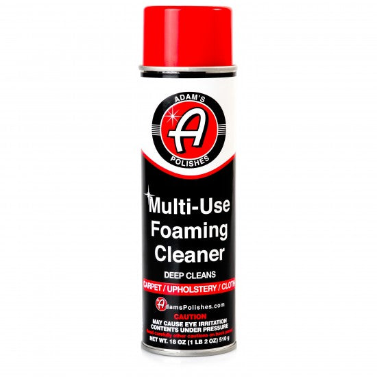 Adam's Multi-Use Foaming Cleaner - Long Island Detailers