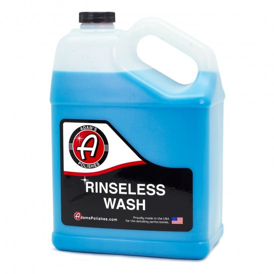 Adam's Rinseless Wash Gallon
