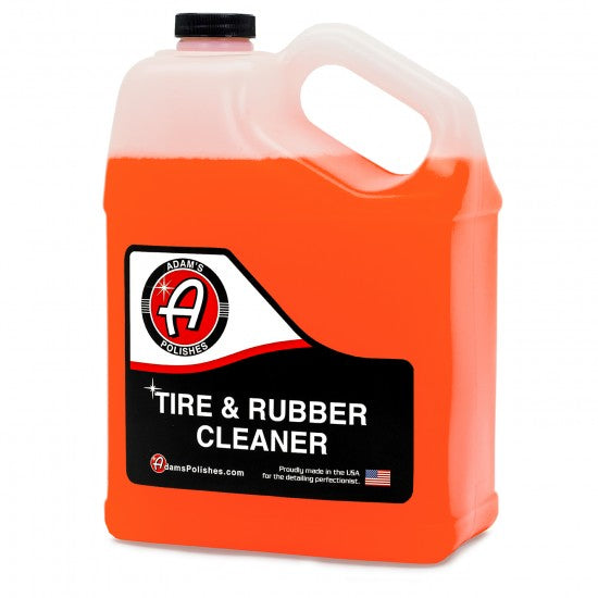 Adam's Tire & Rubber Cleaner Gallon - Long Island Detailers