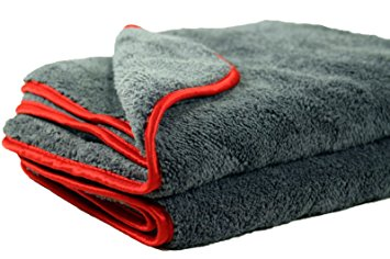 "Ultra Plush Microfiber Towels 16""x16"" - Long Island Detailers"